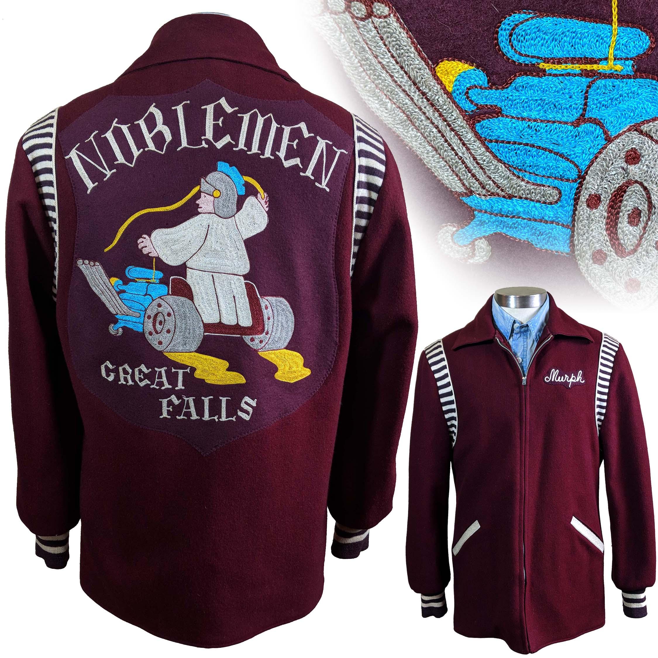 Noblemen Car Club Jacket Vintage Haberdashers Blog